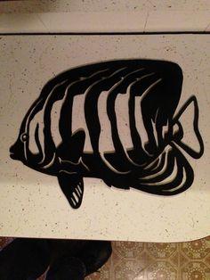 Fish 14 ga steel