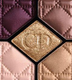 Dior Golden Shock (756) Eyeshadow Palette Review, Photos, Swatches