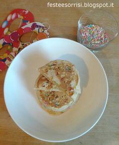 Feste e Sorrisi - Pancakes colorati