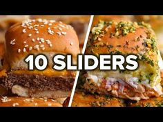 Sliders 10 Ways - YouTube
