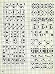 Alice Starmore Book of Fair Isle Knitting — Яндекс. Cross Stitch Borders, Cross Stitch Charts, Cross Stitch Embroidery, Cross Stitch Patterns, Fair Isle Knitting Patterns, Knitting Charts, Knitting Stitches, Crochet Chart, Filet Crochet
