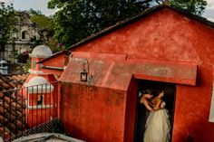 Sophisticated Destination Wedding at Porta Hotel Antigua