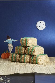 cereal bar hay bales