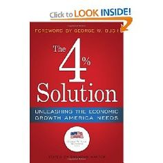 """""""Unless the U.S. economy recovers more quickly, the country could be mired in debt for years to come and millions of Americans will be pushed to the sidelines of the economy. This book offers clear ideas on ways to revive America's economy by removing government constraints and encouraging saving, investment, and job creation...It includes chapters by five Nobel Laureates in economics: Robert Lucas, Gary Becker, Edward Prescott, Vernon Smith, and Myron Scholes.""""—Jason Fichtner"""