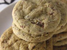 Cookie com 2 chocolates