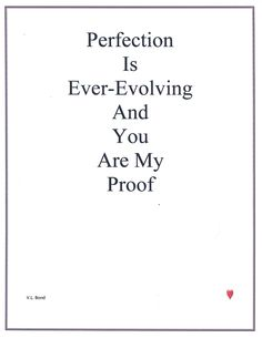 To my perfect best friend...