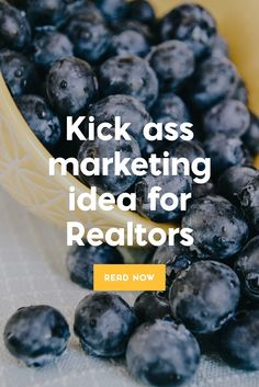 We LOVE this idea and think that it is one of the best ways that NO ONE is earning and keeping business.   If you were my agent and did this, I would feel OBLIGATED to use you again and again, for ever and ever.