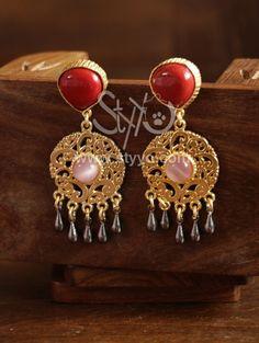 Buy designer earrings for women and girls
