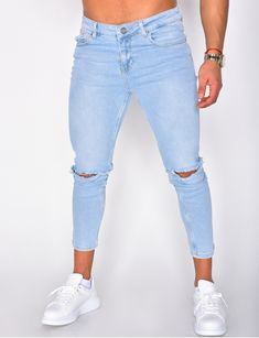 Jeans homme pas cher, jeans Redskins, jean Sixth June - Jeans Industry Men's Jeans, Skinny Jeans, Martial, Men Fashion, Casual Wear, Curly, Hipster, Pasta, Hairstyles