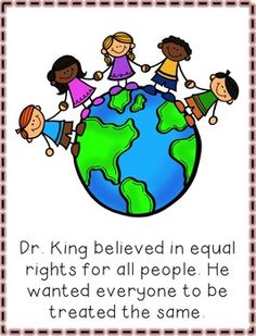 228 Best Martin Luther King Projects Images Preschool School