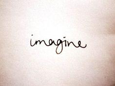 lowercase imagine