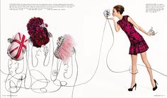 Neiman Marcus Christmas 2013 Neiman Marcus Christmas Book, Alexander Mcqueen Clutch, Christmas Books, Business Fashion, Creative Business, Fashion Accessories, Stylists, Summer Dresses, My Style