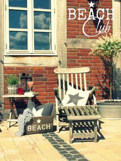 Freudentanz: Beach Club garden