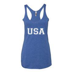 Go Team USA!  | WarriorMettle.co | #USA #America #IndependenceDay #FourthofJuly #TeamUsa #UnitedWeStand #AmericanFlag #Military #Veterans #Patriotic #4thofJuly