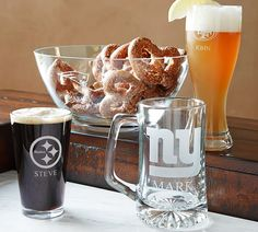Pretzels, beer and the NFL — what Dad wouldn't want this on Father's Day?