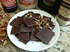 Easy peasy make your own chocolate bars and more guilt free chocolate candies