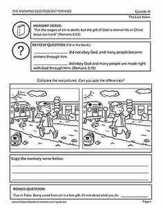 Free Bible Printables | Hide and Seek Ministries Sabbath Activities, Job Bible, Youth Bible Study, The Knowing, Bible Coloring Pages, Christian Resources, Bible Lessons For Kids, Memory Verse, Free Bible