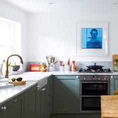 Henry Holland's Kitchen