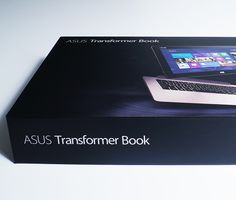 The ASUS Transformer Book - Get the best of a Notebook and a Tablet all in one Amazing device.