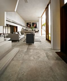 Velvet Platinum porcelain tiles from Italy - large format tiles with Venetian stone looks  Heritage Tiles www.tiles.co.nz