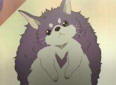 kyoukai no kanata | whoaaa damn fluffy it is >u< i rly want it