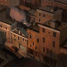 Robert Kondo- Pixar