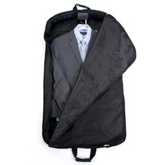 Delsey Luggage Helium Lightweight Mid Length Garment Cover Black 45 Inch * BEST VALUE BUY on Amazon