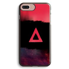 Galaxy Triangle Tricolor Apple iPhone 7 Plus Case Cover ISVC143