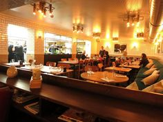 Lotti's at The Hoxton Amsterdam - breakfast, brunch, lunch, dinner, drinks - Awesome Amsterdam