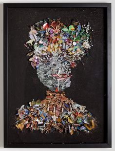 ⇢|| http://fehilycontemporary.com.au/pages/peter-madden-ravaged-ground-the-morning-after/ ⇢||collage     ⇢||PeterMadden