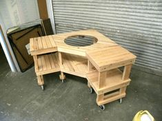 grill prep table best wood for outdoor grill table prep green egg corner with in the middle diy bbq prep table