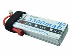 XXL Power Lipo Battery 3300mAh 11.1V 3S 35C MAX 70C Li-Po Battery for Aircraft X600-D X650 RC Helicopter
