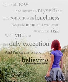 The Only Exception: Paramore