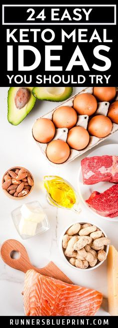 So, you have decided to give the ketogenic diet a try.  Well done.  Keep it up!  But unless you don't mind eating eggs and bacon every day, you'll need a few recipes to help you stick to the keto lifestyle.  Today I got you covered with following savory recipes as you need.  Relying primarily on healthy fats and low-carb vegetables, the following recipes are packed with flavor and nutrients, and range between 5 and 10 grams of carbs per serving. Runner Diet, Low Carb Vegetables, Keto Cheese, Eating Eggs, Halloumi, Greek Salad, Roasted Cauliflower, Healthy Fats, Recipe Using