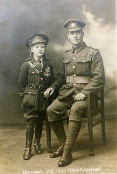 Burnley in the Great War Young Kitchener Page Seven