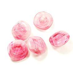 streitstones 5 Stück Glasknopf 18 mm in der Farbe rose bis zu 50 % Rabatt streitstones http://www.amazon.de/dp/B00TSR2B58/ref=cm_sw_r_pi_dp_zBh6ub13JR266, buttons, Glasknopf, button, Glasknöpfe, Knopf, Glas, streitstones, Material