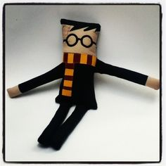 The Creative Vault: Harry Potter Doll