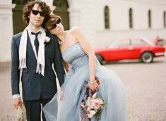 Rock n' Roll Meets 60's French Chic ~ A Jetset Honeymoon Inspiration Shoot...
