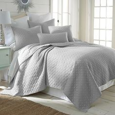 Levtex Home Bordeaux Quilt Set Size  Full Queen 3394a682acd05