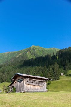 Mountainhut in Riezlern #kleinwalsertal #visitvorarlberg Bergen, Festivals, Mountains, Nature, Travel, Life, Voyage, Viajes, Traveling