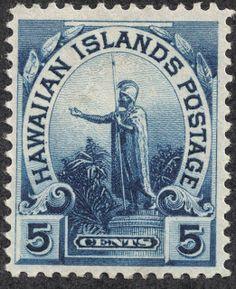 Big Blue 1840-1940: Hawaii