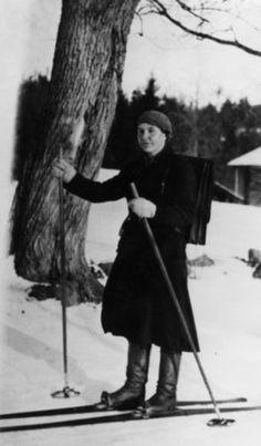 Kuva > Näin jaettiin postit 1934.