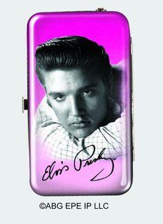 Elvis Presley Phone Wristlet