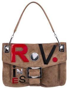 Roger Vivier Prismick Mini Bauhaus Shoulder Bag (23 324b3f4111cff