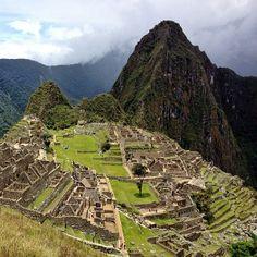 The unbelievable Machu Picchu. Photo courtesy of priscillayeo on Instagram.