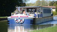 European Waterways Spends $600,000 on Barge Upgrades