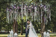 Miracle Garden Wedding. Свадьба Димы и Василины, ресторан Прага   Свадебная Империя