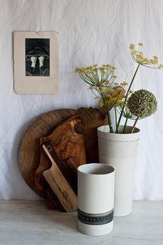 Anna Westerlund Ceramics by Little Upside Down Cake, via Flickr