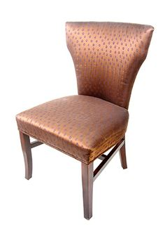 """""""Lenard Side Chair""""  Please contact us for pricing (718)363-3097."""