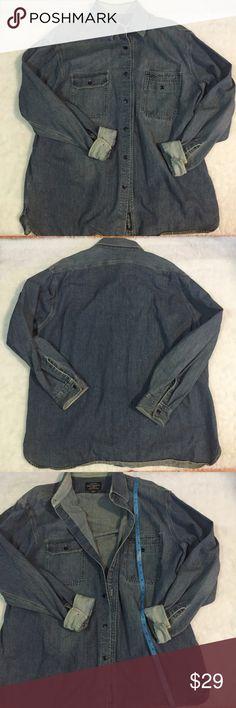 Polo jeans co. Ralph Lauren XL denim Jean shirt Excellent condition Polo by Ralph Lauren Shirts Casual Button Down Shirts